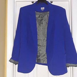 Worthington Blue Blazer